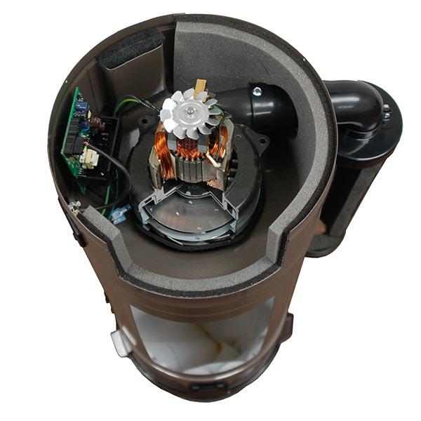 Aspirapolvere centralizzato Beam Electrolux Platinum semplice e professionale