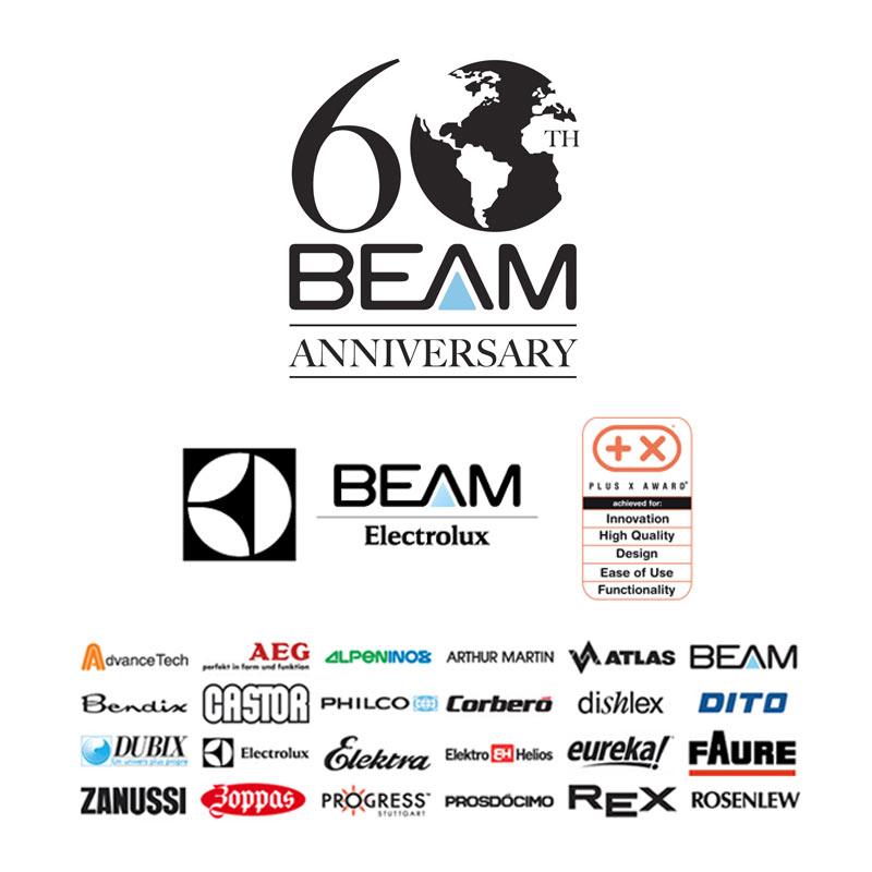 Beam partner Electrolux per aspirapolvere centralizzati premium