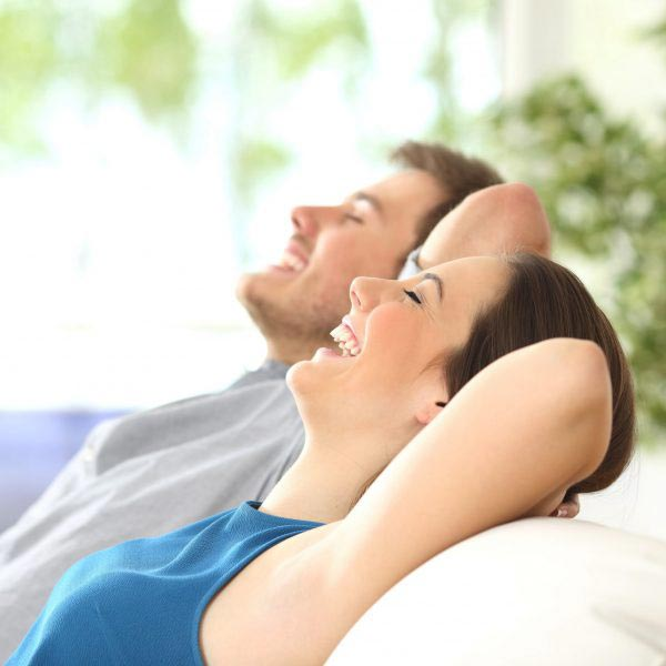 Respirare aria pulita in casa