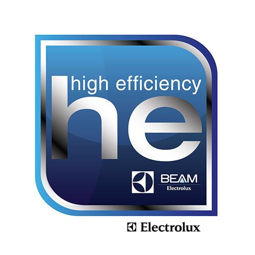 Certificazione aspirapolvere Beam Electrolux alta efficienza