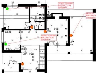 Dimensionamento impianto aspirazione centralizzato Aspiredil