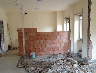 Predisporre impianto aspirapolvere su casa in ristrutturazione