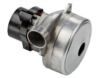 Motore aspirante tangenziale Domel per aspirapolvere Beam