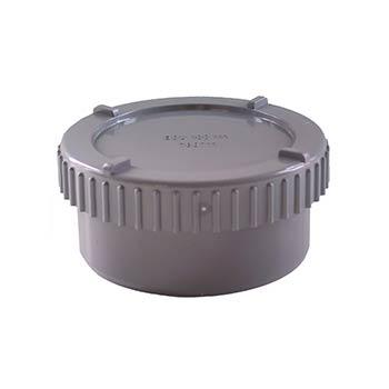 Tappo per impianto aspirapolvere centralizzato diametro 50