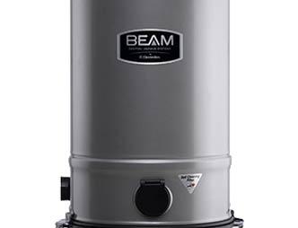Telaio in lamiera aspirapolvere centralizzato Beam Platinum