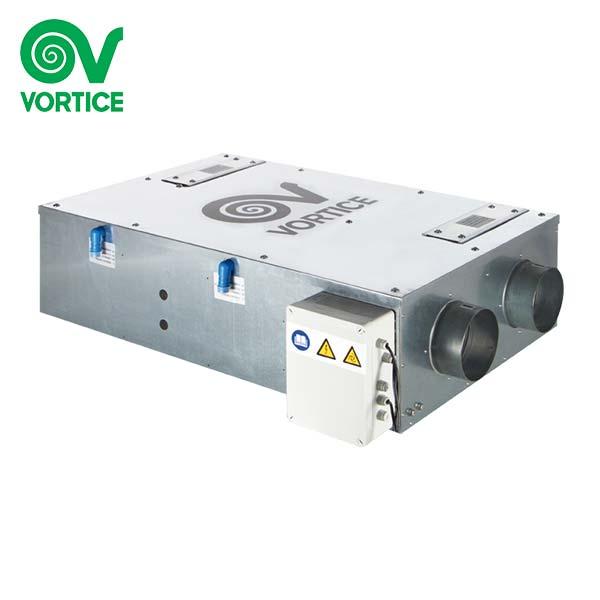 Recuperatore di calore a soffitto Vortice FLAT 200 cod. 11281