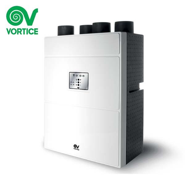 Recuperatore di calore Vortice da parete HRI 300 NETI 10935