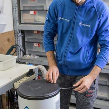 Competenza Aspiredil riparazione aspirapolvere centralizzati