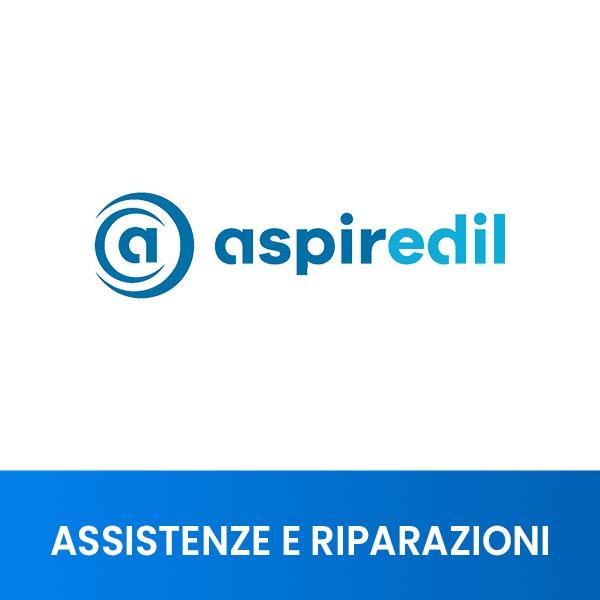 Assistenza aspirapolvere centralizzato Aspiredil