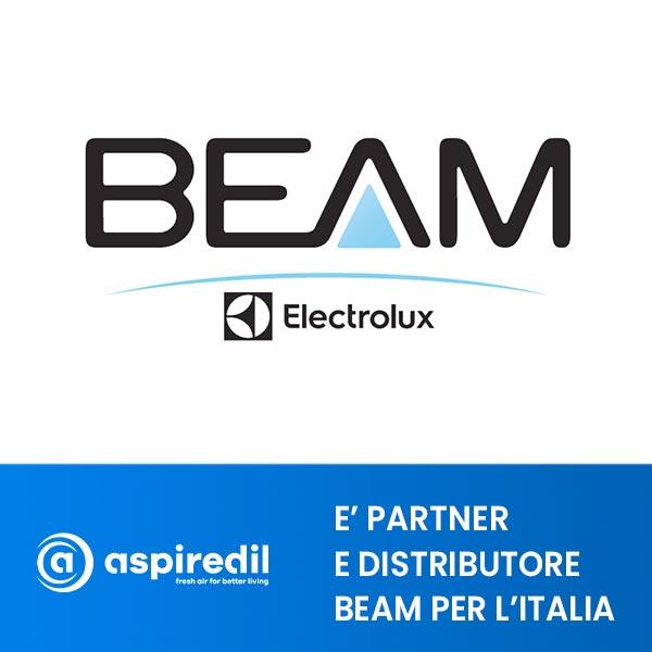 Assistenza aspirapolvere centralizzato Beam