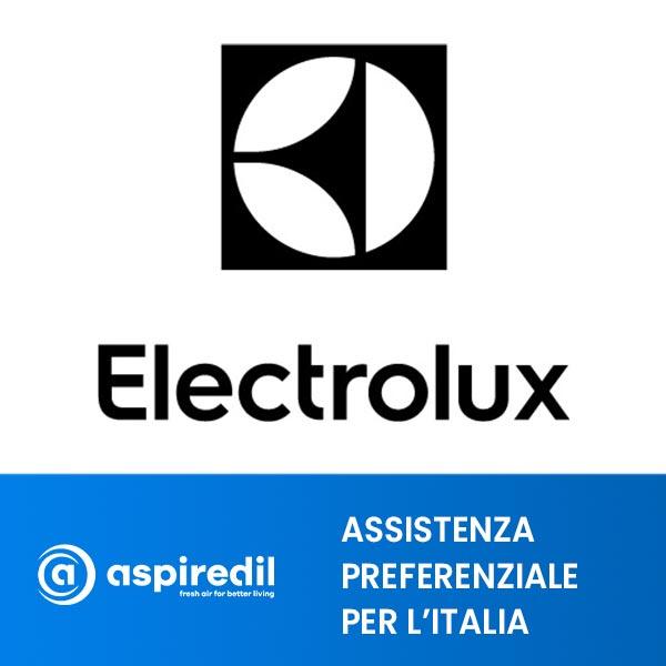 Assistenza aspirapolvere centralizzato Electrolux