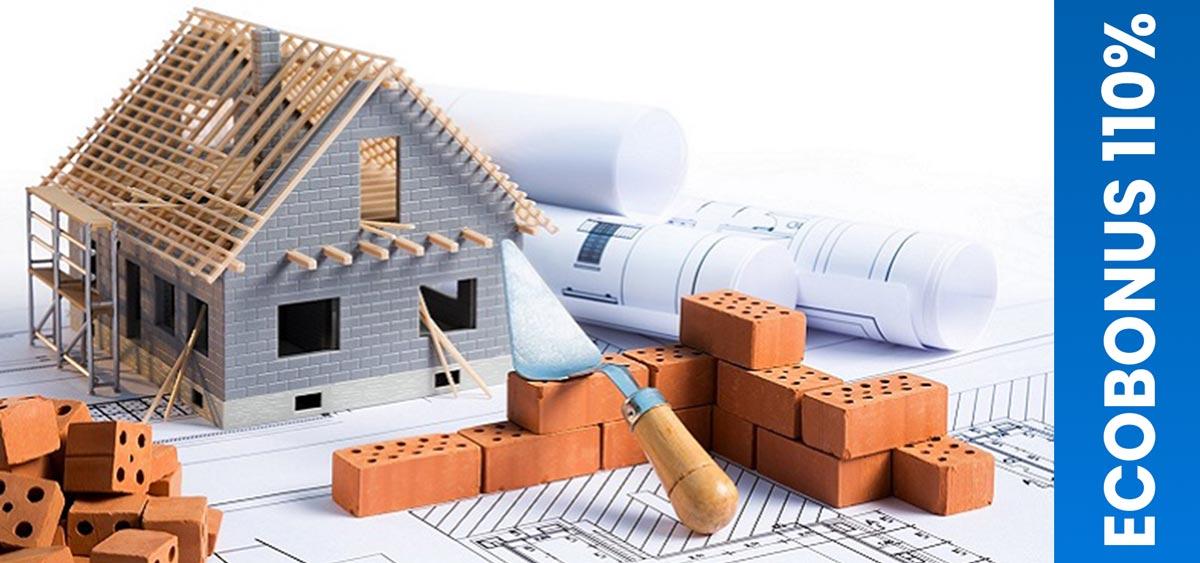Ecobonus 110% riqualificazione casa con ventilazione meccanica