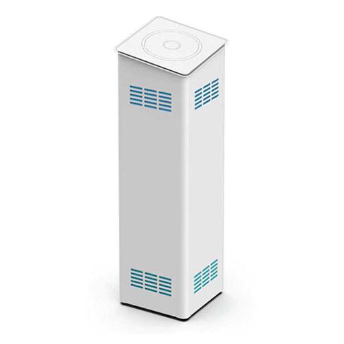 sanificazione aria ionizzazione torretta