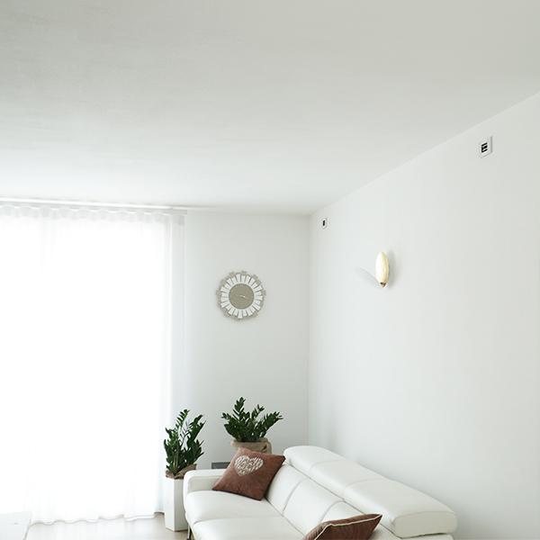 la ventilazione meccanica controllata migliora la qualità del tuo living garantendoti un risparmio